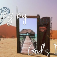 Poem : Waiting by God's Door